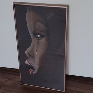 Wall Art - framed artwork